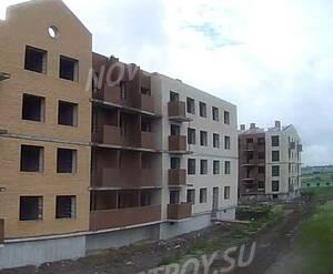 Малоэтажный ЖК «Итальянский квартал»: ход строительства корпуса 3,4
