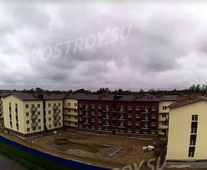 Малоэтажный ЖК «Щегловская усадьба»: ход строительства дома 6,7