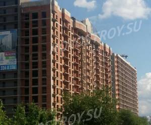 ЖК «Сириус»: ход строительства корпуса Б из группы Вконтакте