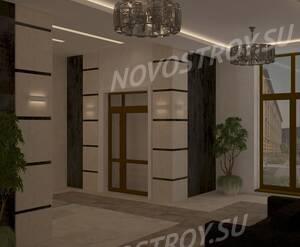 Малоэтажный ЖК «Неоклассика»: парадная из группы Вконтакте
