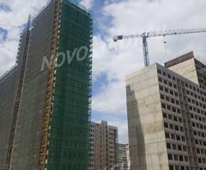 ЖК «Город»: ход строительства корпусов 1, 2