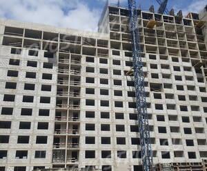 ЖК «Город»: ход строительства корпуса 2