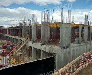 ЖК «Испанские кварталы»: ход строительства корпуса 14.2