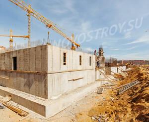 ЖК «Ярославский»: ход строительства корпуса 42.2