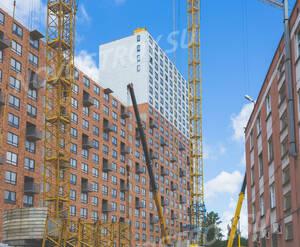 ЖК «Мещерский Лес»: ход строительства корпусов 3.1 и 3.2
