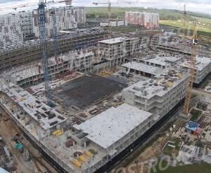 ЖК «Новые Ватутинки» (мкр. Центральный): ход строительства корпусов 10.1 и 10.2