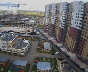 ЖК «Новые Ватутинки» (мкр. Центральный): ход строительства корпусов 20.1 и 20.2