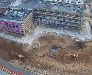 ЖК «Новые Ватутинки» (мкр. Центральный): ход строительства школы