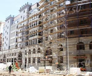 ЖК «Пятницкие кварталы»: ход строительства дома 19