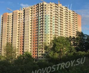 ЖК «Мир Митино»: ход строительства (фото из группы «Вконтакте»)