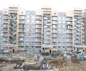 ЖК «Татьянин парк»: ход строительства корпуса 12