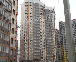 ЖК UP-квартал «Сколковский»: ход строительства корпуса 9