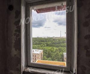 МФК «Cleverland»: вид из окна