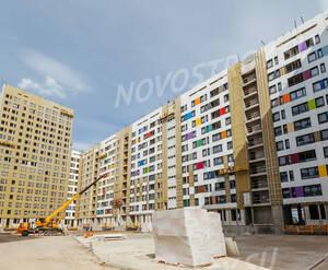 ЖК «Green Park»: ход строительства блока 2
