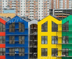 ЖК «Видный берег»: ход строительства (фото из группы «Вконтакте»)