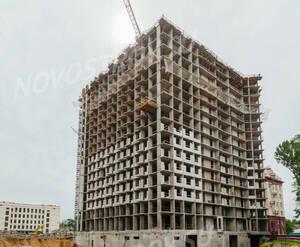 ЖК «Лефортово Парк»: ход строительства