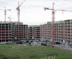 ЖК «Новоснегирёвский»: ход строительства корпуса 15