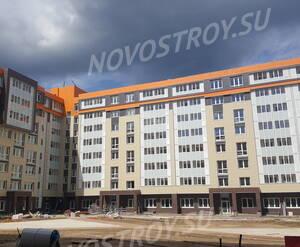 ЖК «Красногорский»: ход строительства корпуса 13