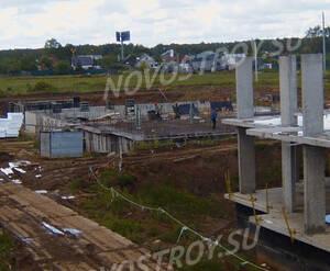 Малоэтажный ЖК «Малая Истра»: ход строительства дома 22 (фото из группы «Вконтакте»)