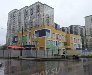ЖК UP-квартал «Новое Тушино»: ход строительства детского сада