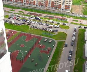 ЖК «ДОМодедово Парк»: внутренний двор