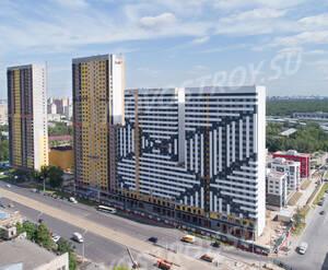 ЖК «Золотая Звезда»: ход строительства (фото из группы «Вконтакте»)