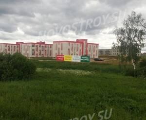 Малоэтажный ЖК «Чеховский Посад»: общий вид