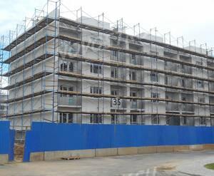 Малоэтажный ЖК «Нахабино Ясное»: ход строительства корпуса 35