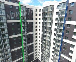 ЖК «Новый Ногинск»: ход строительства дома 1