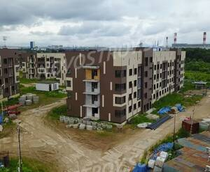 Малоэтажный ЖК «Булатниково»: общий вид (фото из группы «Вконтакте»)