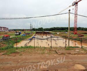 ЖК «Митино Дальнее»: ход строительства дома 25
