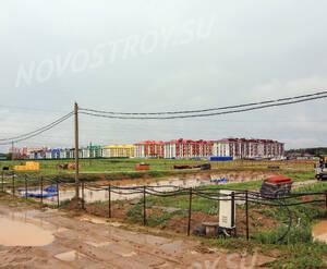 ЖК «Митино Дальнее»: ход строительства дома 26