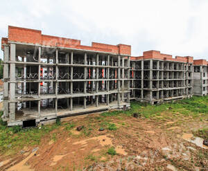 ЖК «Митино Дальнее»: ход строительства дома 27