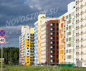 ЖК «Микрогород «В лесу»: ход строительства (фото из группы «Вконтакте»)
