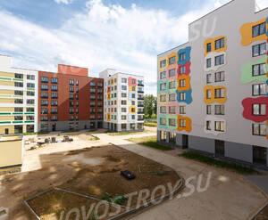 ЖК «Микрогород «В лесу»: внутренний двор (фото из группы «Вконтакте»)