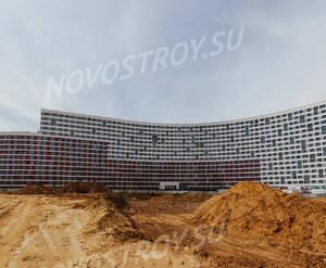 ЖК «Рождественский»: ход строительства корпуса 1а