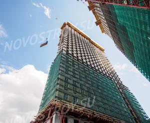 ЖК «Пресня Сити»: ход строительства