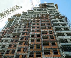 ЖК «Wellton Park»: ход строительства корпуса 2