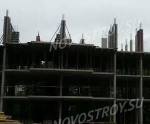 ЖК «Дом у реки»: ход строительства
