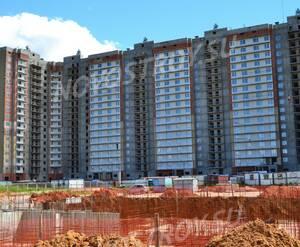 ЖК «Лидер парк»: ход строительства корпуса 4