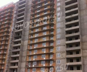 ЖК «Город Счастья»: ход строительства корпуса 3
