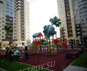 ЖК «Полет» (Ногинск): детская площадка на территории комплекса