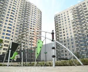 ЖК «Кварталы 21/19»: спортивная площадка на территории комплекса