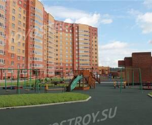 ЖК «Лесной городок» (Одинцово): детская площадка на территории комплекса