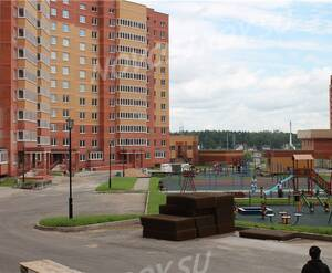 ЖК «Лесной городок» (Одинцово): внутренний двор