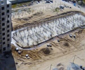 ЖК «Радужный»: ход строительства квартала 6