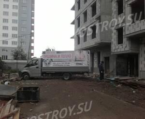 ЖК «Брусничный»: ход строительства 3 очереди из группы Вконтакте