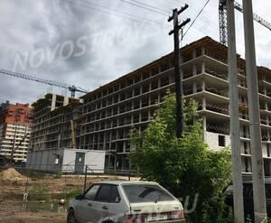 ЖК «Отрада»: ход строительства (фото из группы «Вконтакте»)