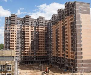 ЖК «Новоград «Павлино»: ход строительства корпуса 31