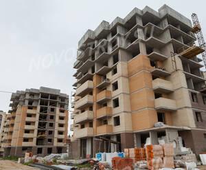 ЖК «Сакраменто»: ход строительства корпуса 2